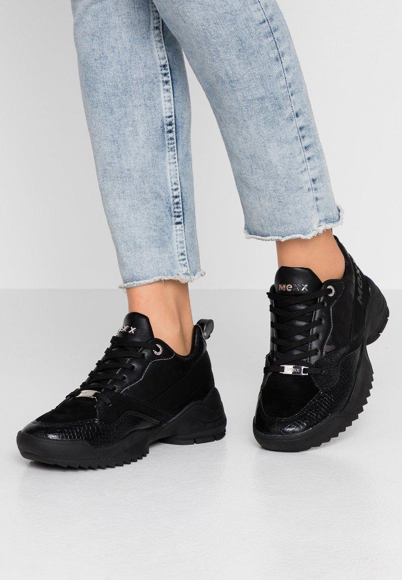Mexx - DONJA - Sneaker low - black
