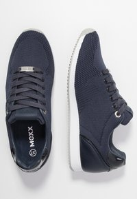 Mexx - CATO - Trainers - navy - 3