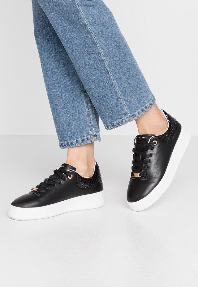 ELINE - Sneakers - black