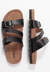 Mexx - ELMIRA - Domácí obuv - black - 3