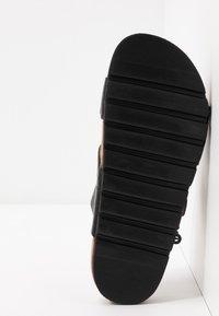 Mexx - ELMIRA - Domácí obuv - black - 6