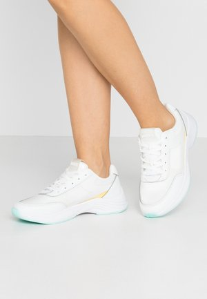 EVI - Trainers - white/yellow