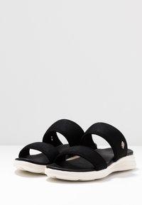 Mexx - ENYA - Pantofle - black - 4