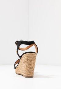 Mexx - ESTELLE - Sandály na vysokém podpatku - black - 5