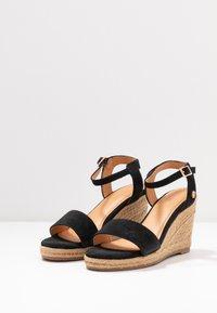 Mexx - ESTELLE - Sandály na vysokém podpatku - black - 4