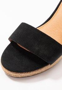 Mexx - ESTELLE - Sandály na vysokém podpatku - black - 2