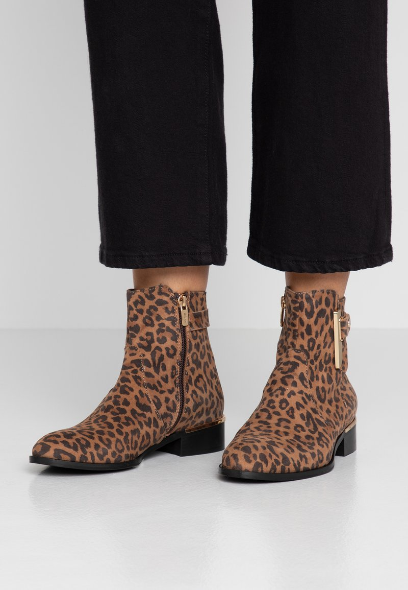 Mexx - DAZZ - Kotníkové boty - tan