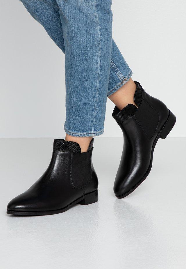 DIEDE - Ankelstøvler - black