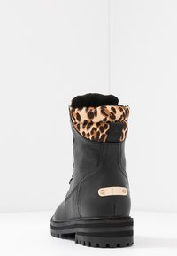 Mexx - DELANA - Šněrovací kotníkové boty - black - 5