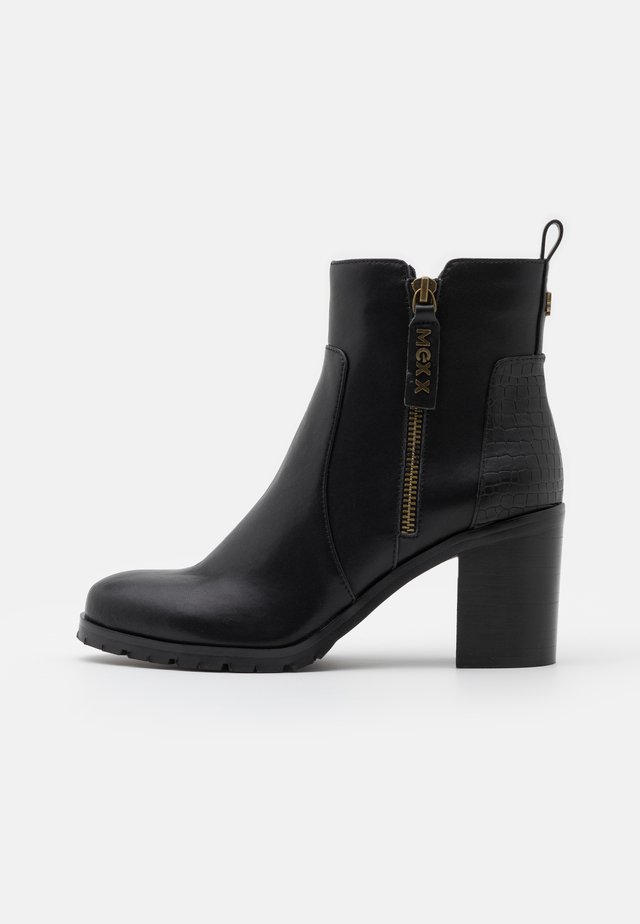 FELIN - Støvletter - black