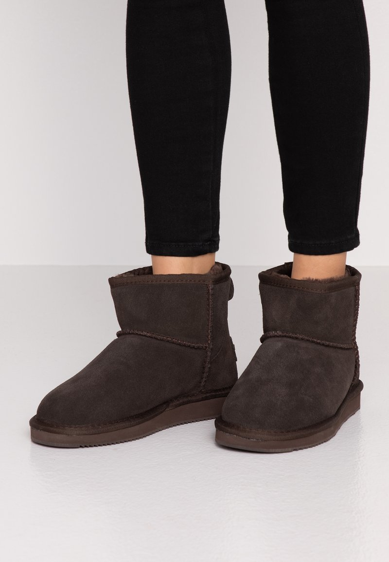 Mexx - BOBBY JANE - Nilkkurit - dark brown