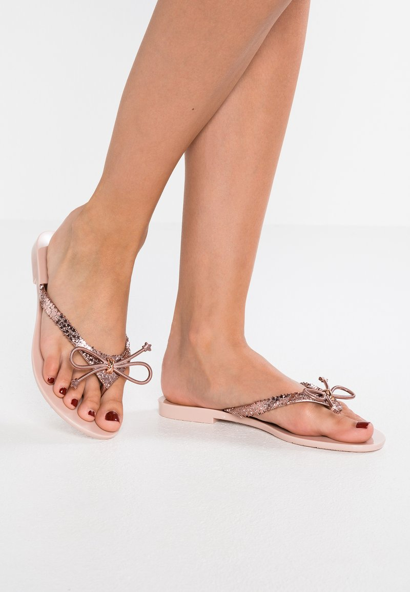 Melissa - HARMONIC - Pool shoes - rose