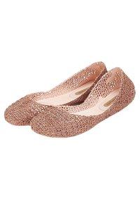 Melissa - CAMPANA PAPEL - Ballet pumps - beige - 3
