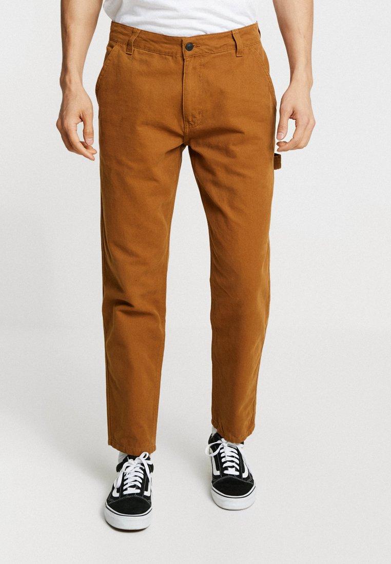Mennace - CARPENTER - Cargo trousers - tan