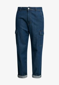 Mennace - UTILITY - Relaxed fit jeans - blue - 3