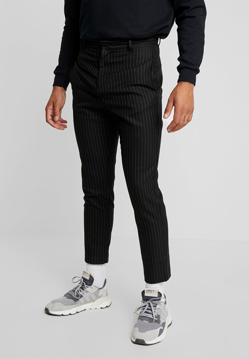 Mennace - Pantalones - black