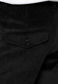Mennace - Pantalon classique - black - 4