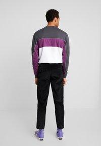 Mennace - Pantalon classique - black - 2