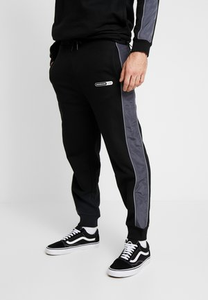 NYLON PANEL  - Trainingsbroek - black