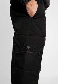 Mennace - ONE  - Kalhoty - black - 4