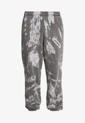 ROTATION TIE DYE JOGGER - Tracksuit bottoms - washed black