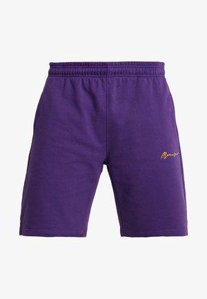 SIGNATURE REGULAR  - Jogginghose - purple