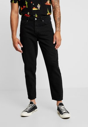 GRIFFIN DAD - Slim fit jeans - black