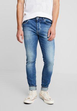 STEWIE SKINNY JEAN - Jeans Skinny - mid blue
