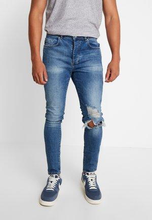 STEWIE  - Skinny džíny - blue denim