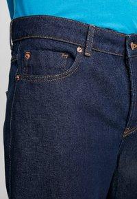 Mennace - GRIFFIN DAD - Straight leg jeans - indigo - 4