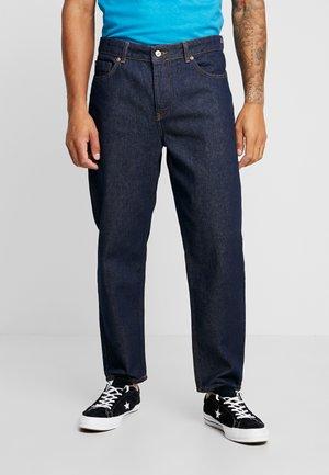 GRIFFIN DAD - Jeans straight leg - indigo