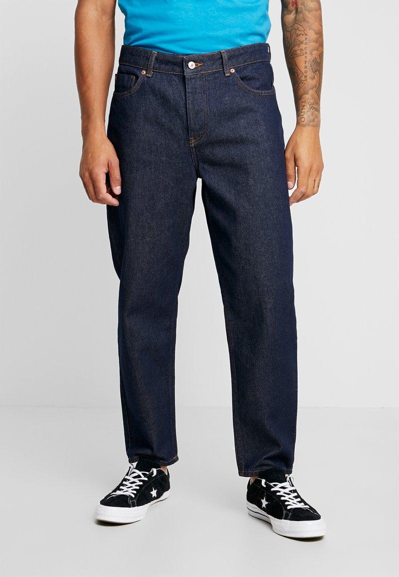 Mennace - GRIFFIN DAD - Straight leg jeans - indigo
