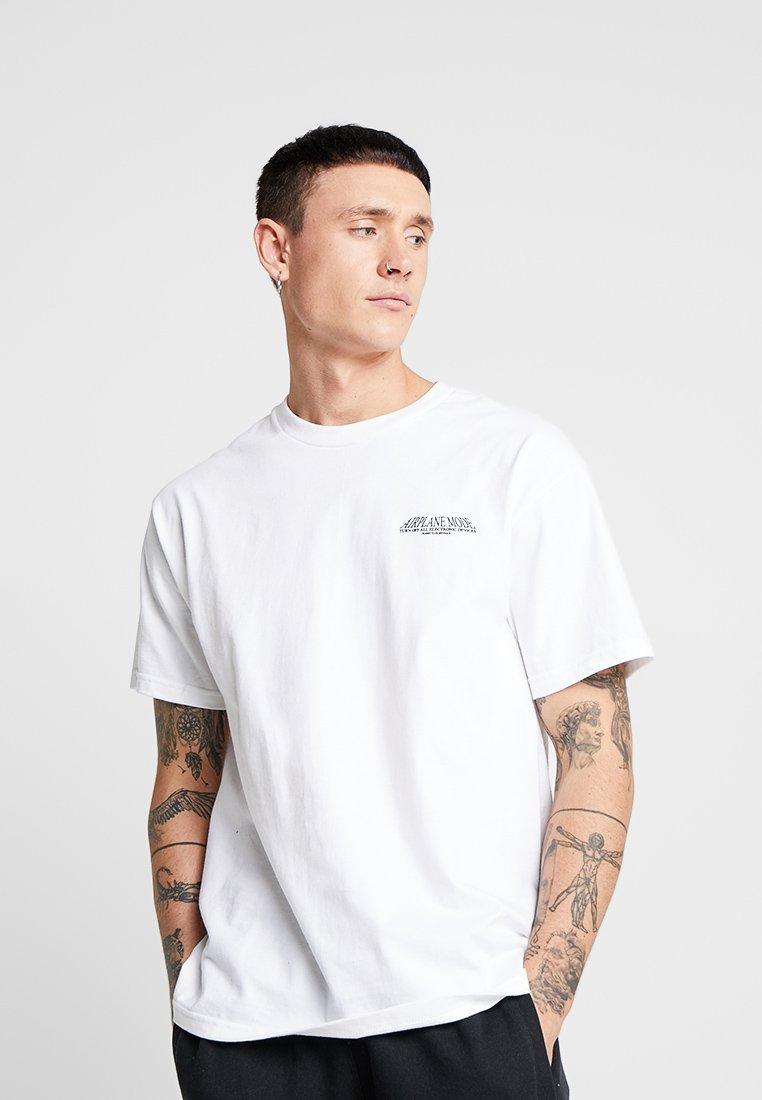 Mennace Eyes Imprimé BackT White shirt n08XwkOP