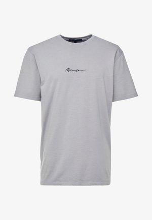SIGNATURE  - Jednoduché triko - slate