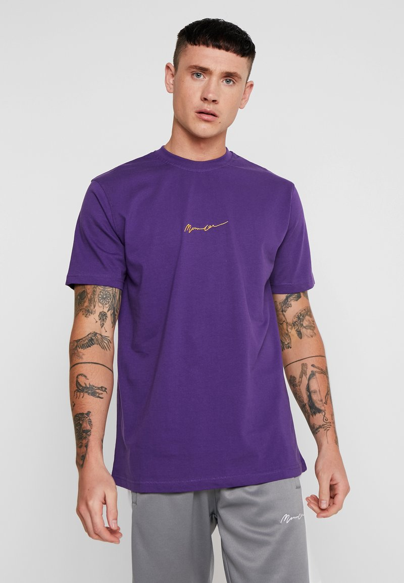 Mennace - SIGNATURE - T-paita - purple