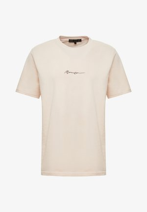 ESSENTIAL SIG - T-shirt basic - beige