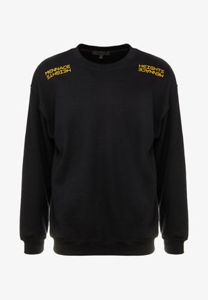 LEVEL UP  - Sweatshirt - black