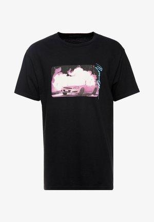 LIGHT IT UP - T-shirt print - black