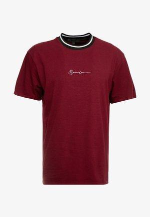 RINGER  - T-Shirt basic - burg