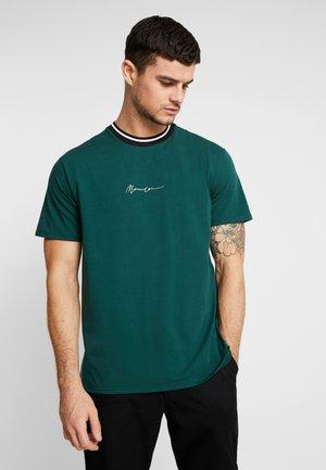 RINGER  - T-shirt basique - forest green