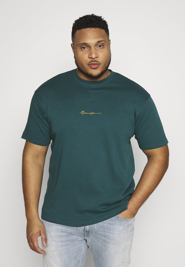 ESSENTIAL  - T-shirt basic - teal