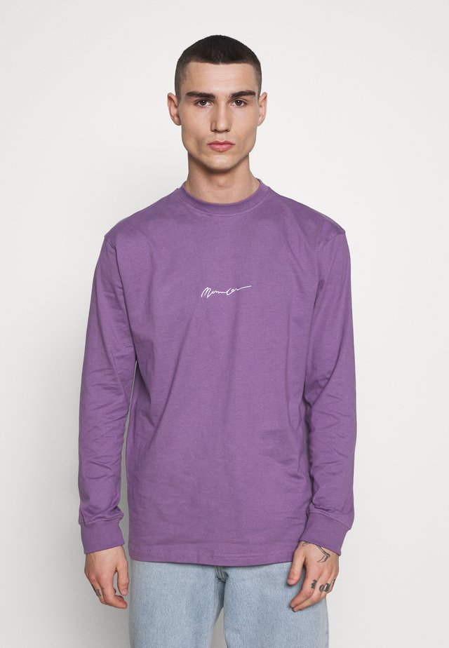 ESSENTIAL SIGNATURE - T-shirt basic - lilac