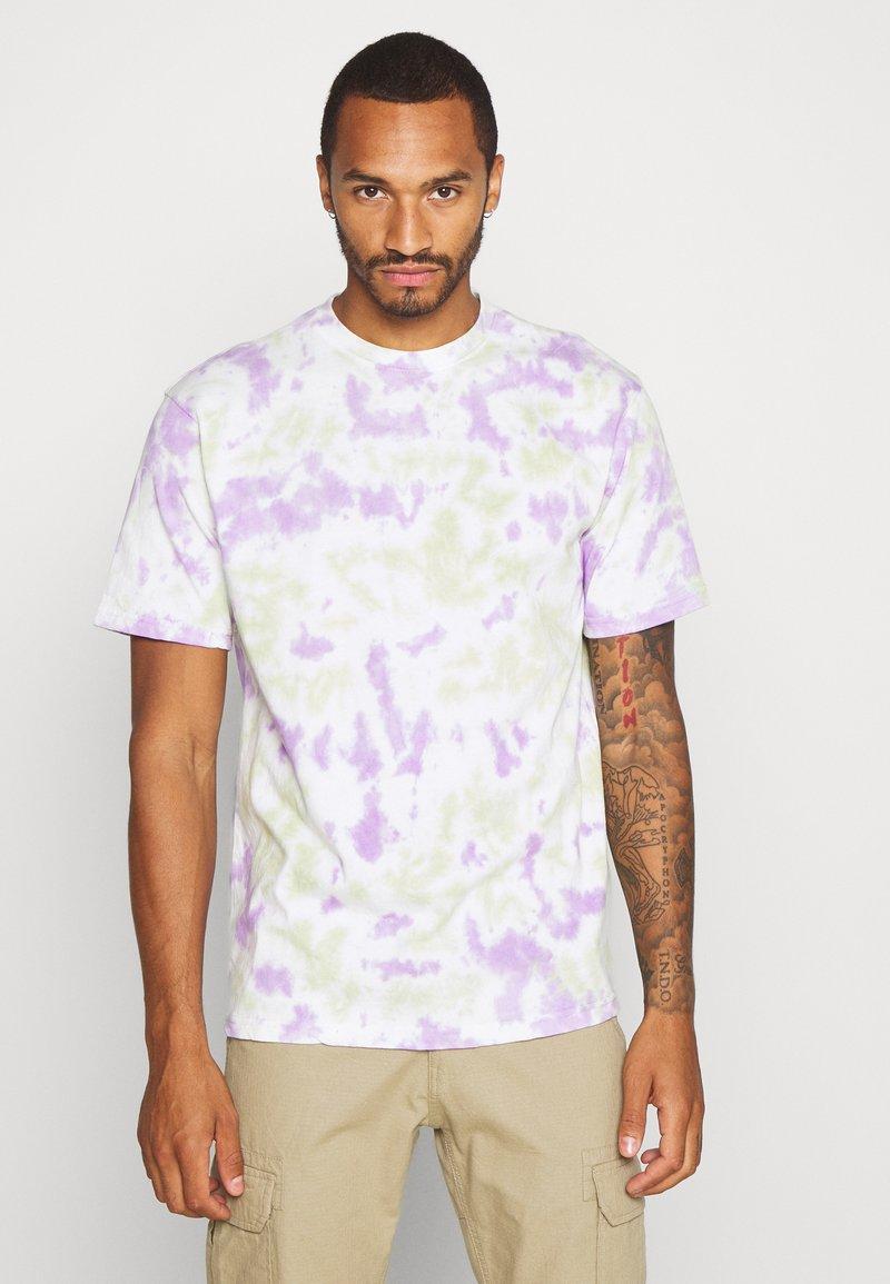 Mennace - BULGE SPOTTED  - Print T-shirt - multi