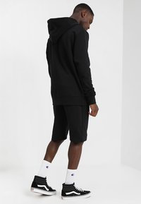Mennace - ESSENTIAL REGULAR OVERHEAD HOODY WITH SIGNATURE - Sweat à capuche - black - 2