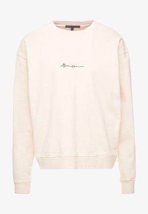 ESSENTIAL BOXY - Sweatshirt - beige