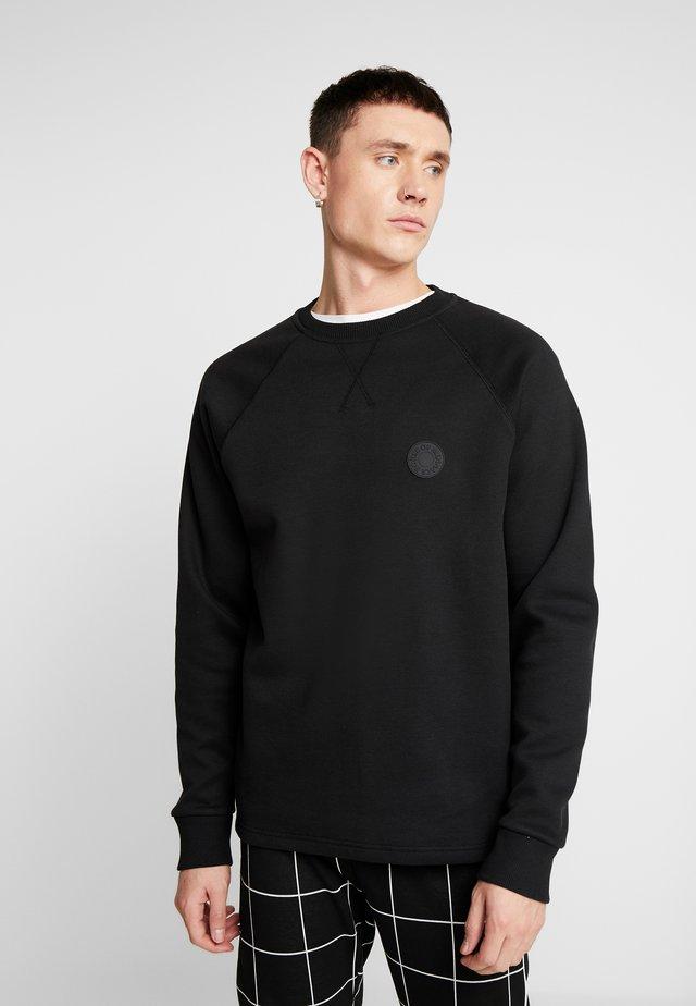 RAGLAN  - Sweatshirt - black