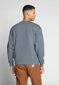 Mennace - ESSENTIAL SIGNATURE BOXY - Collegepaita - teal