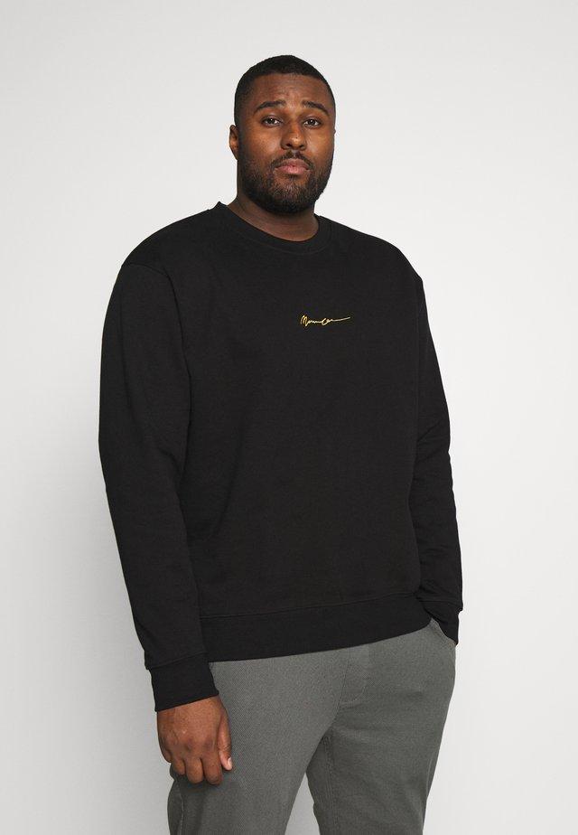 ESSENTIAL PLUS - Sweatshirts - black