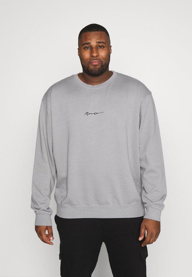 ESSENTIAL SIG PLUS - Sweatshirts - slate grey