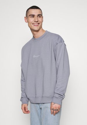 ESSENTIAL SIGNATURE BOXY - Sweater - powder blue